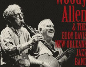 woody allen & the eddy davis new orleans jazz band