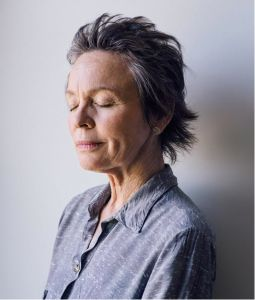 "LAURIE ANDERSON ""o superman"""