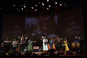 THE LIBERATION PROJECT, una all stars band che celebra i canti di liberazione di tutto il mondo