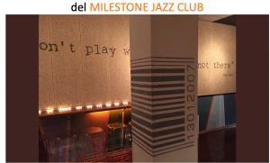MILESTONE piacenza jazz club