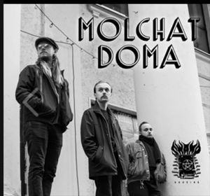 MOLCHAT DOMA post-punk  new-wave   synth-pop