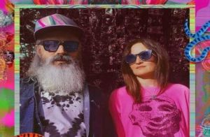 MOON DUO Psichedelia