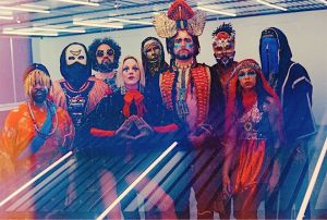 GOLDEN DAWN ARKESTRA World Funky