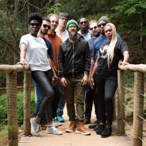 GROUNDATION Improvvisazione Reggae/Jazz