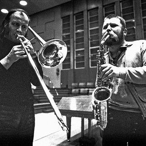 """Kinder & Brötzmann, Van Hove, Bennink """"Free Jazz und Kinder"""""""