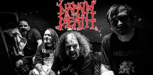 """NAPALM DEATH """"Throes Of Joy In The Jaws Of Defeatism"""" Tour"""