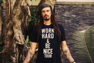 MICHAEL FRANTI & SPEARHEAD 'Work Hard and Be Nice' Tour