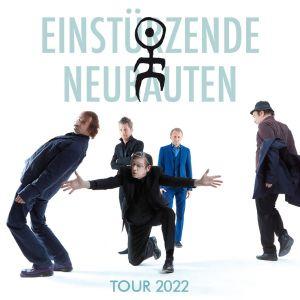"""EINSTÜRZENDE NEUBAUTEN """"ALLES IN ALLEM"""" Tour"""